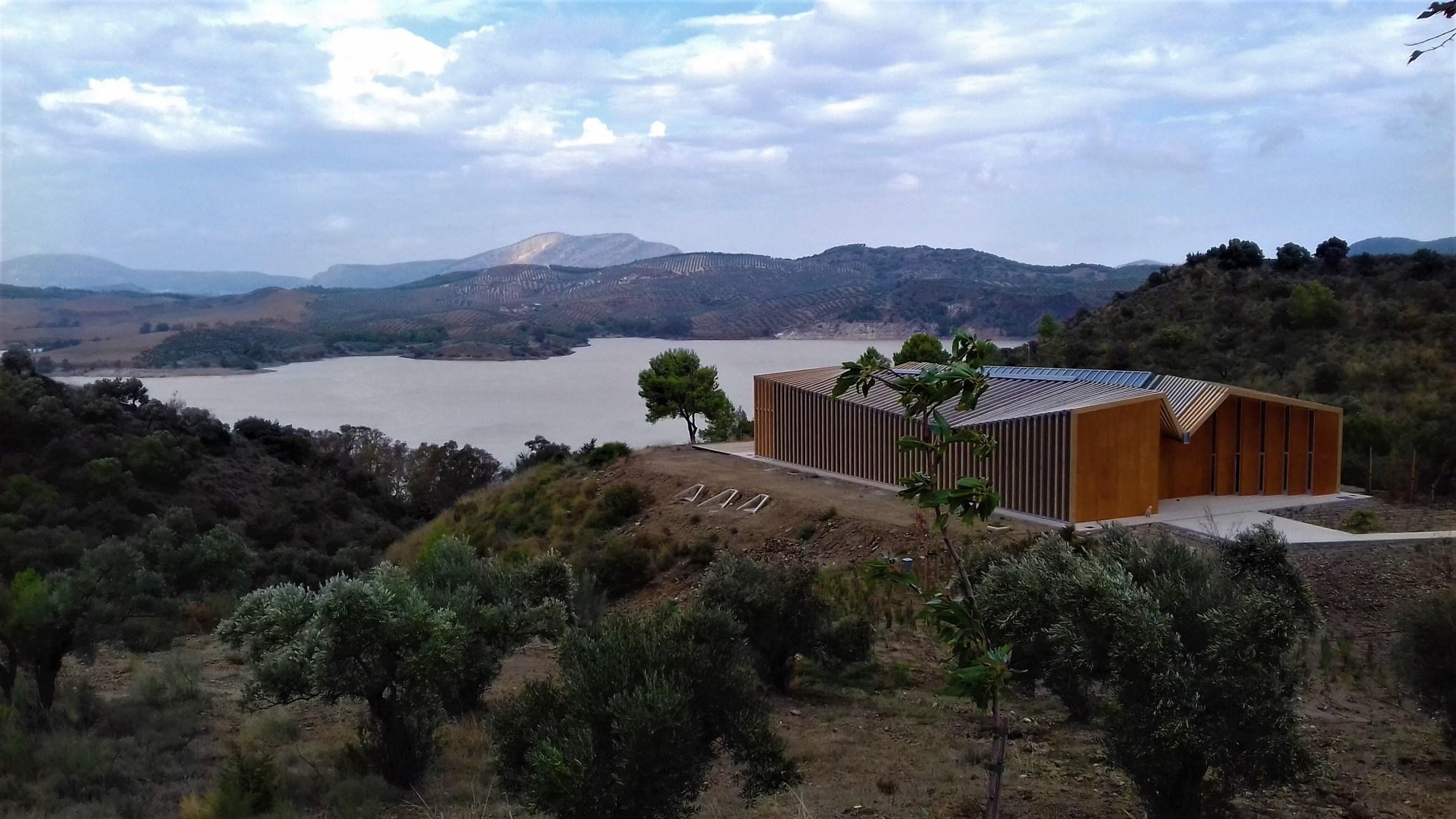 Španělsko, informační centrum Caminito Del Ray