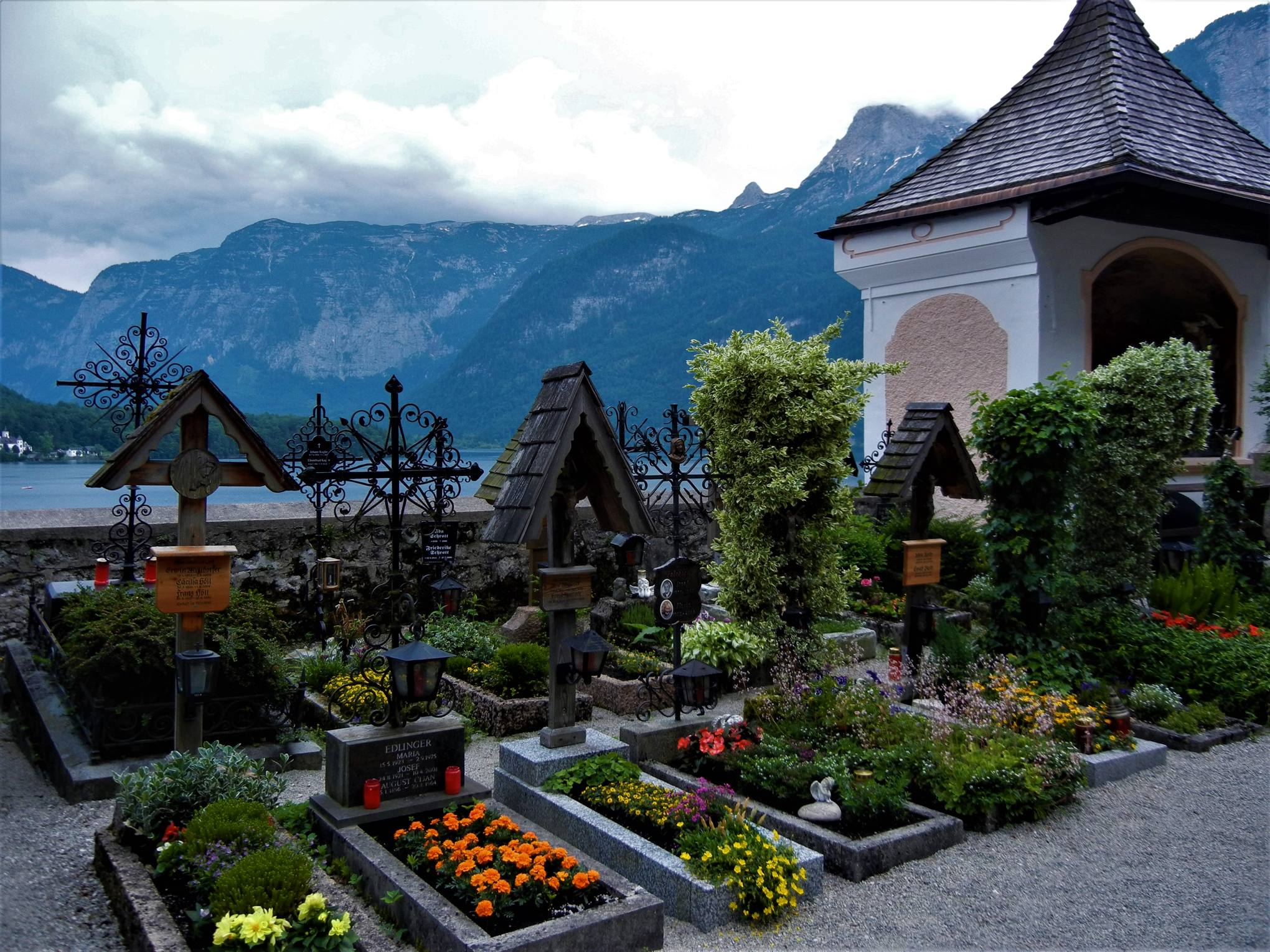 Rakousko, Hallstatt