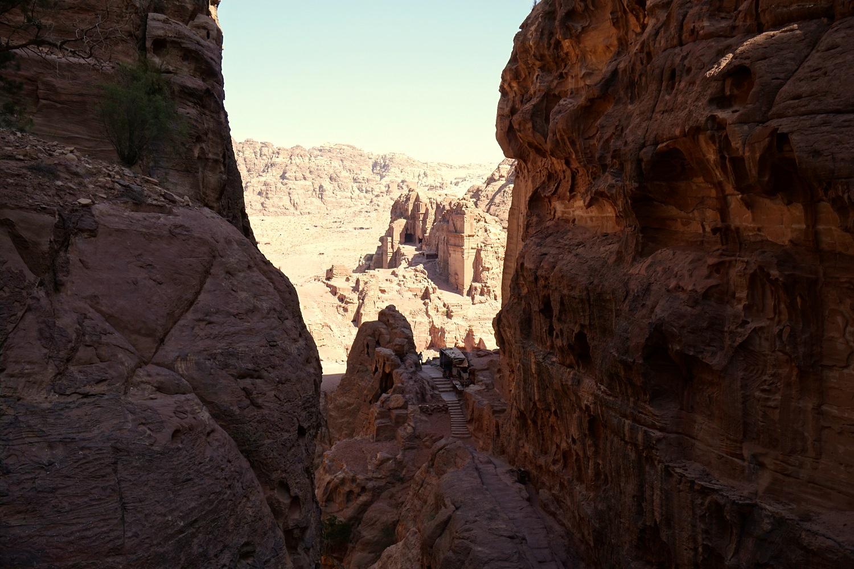 Jordánsko - High Place Sacrifice Trail (Petra)
