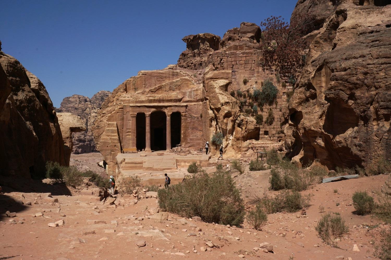 Jordánsko - Petra