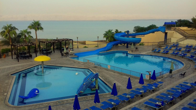 Jordánsko - Mrtvé moře (Dead Sea Spa Hotel)