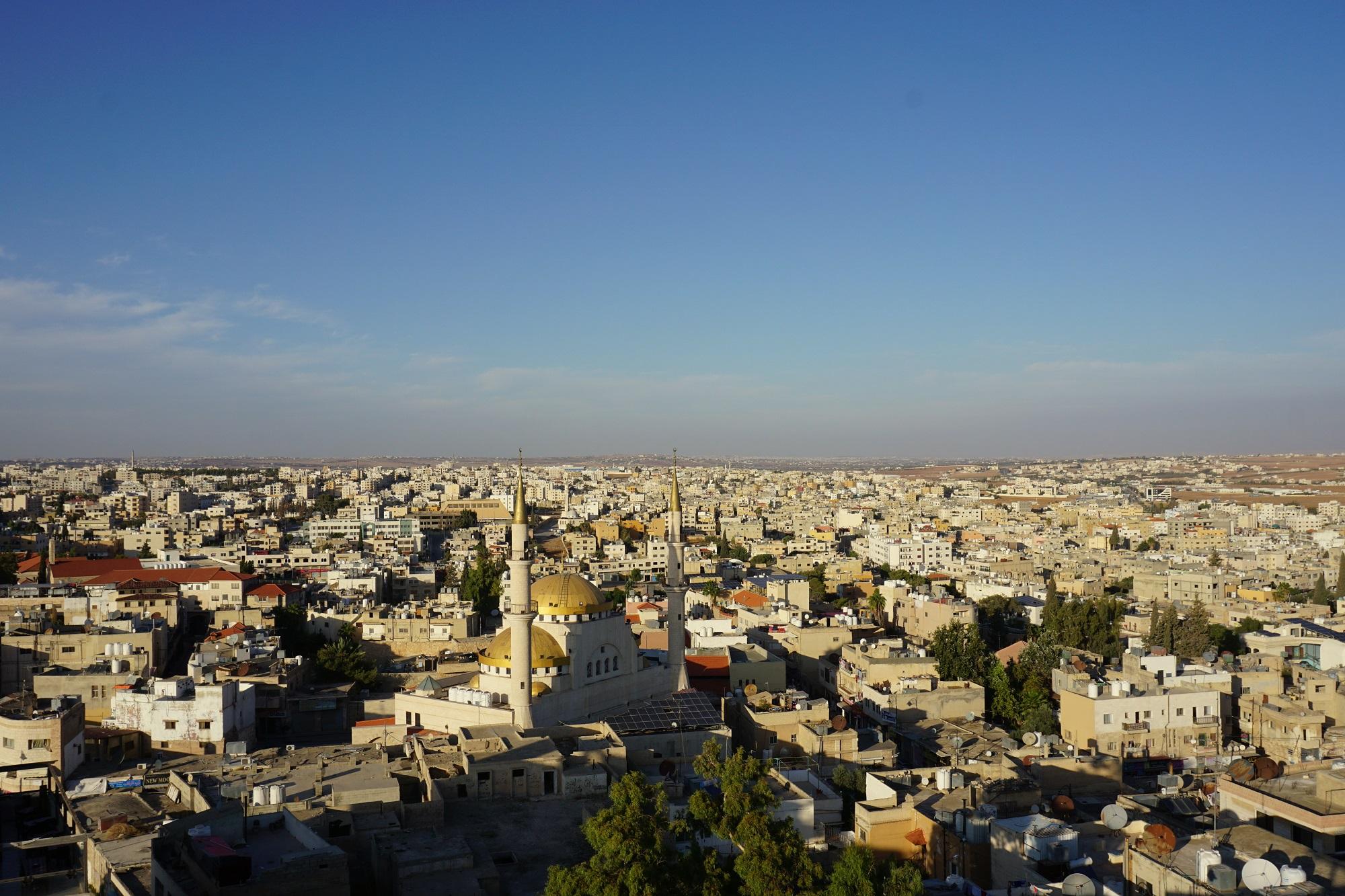 Jordánsko - Madaba