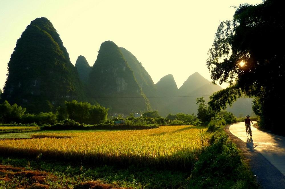 Na cestě Čínou