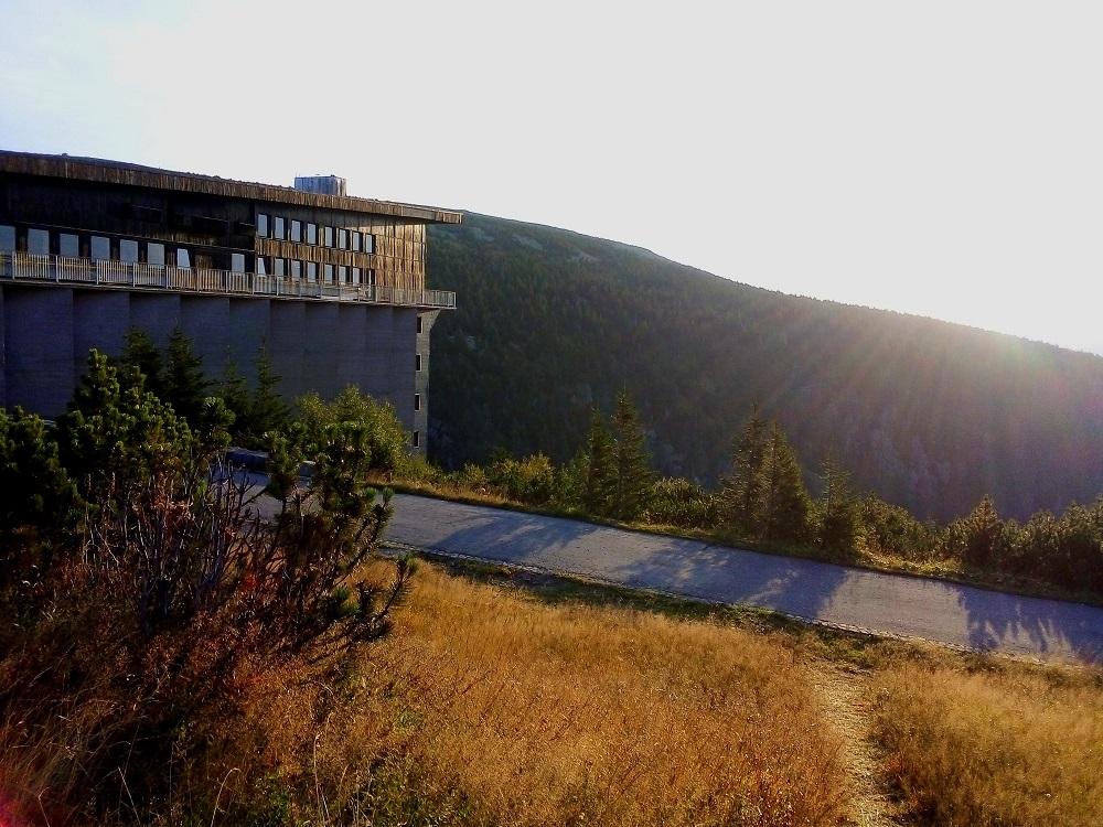 Přechod Krkonoš - Labská bouda